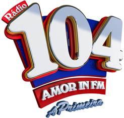 Rádio 104 Amor In FM de Rondonópolis MT ao vivo