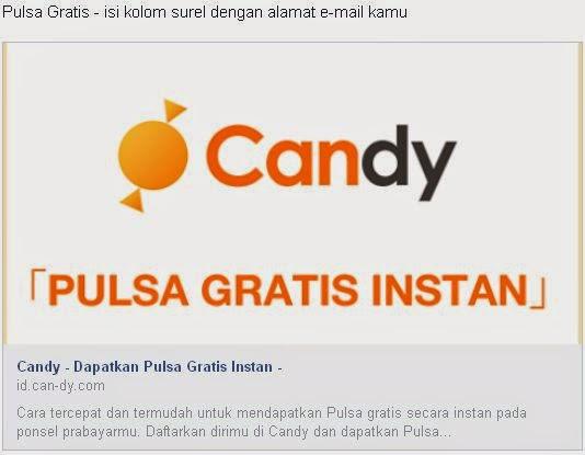 Pulsa Gratis Khusus No. Indosat, XL dan Telkomsel