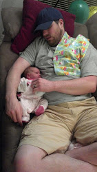 Preslee and Daddy!
