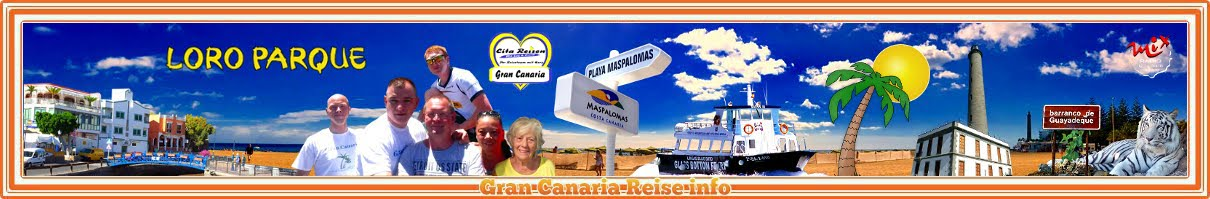 Gran Canaria Reise Info