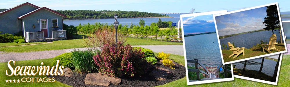 Seawinds Cottages - Prince Edward Island