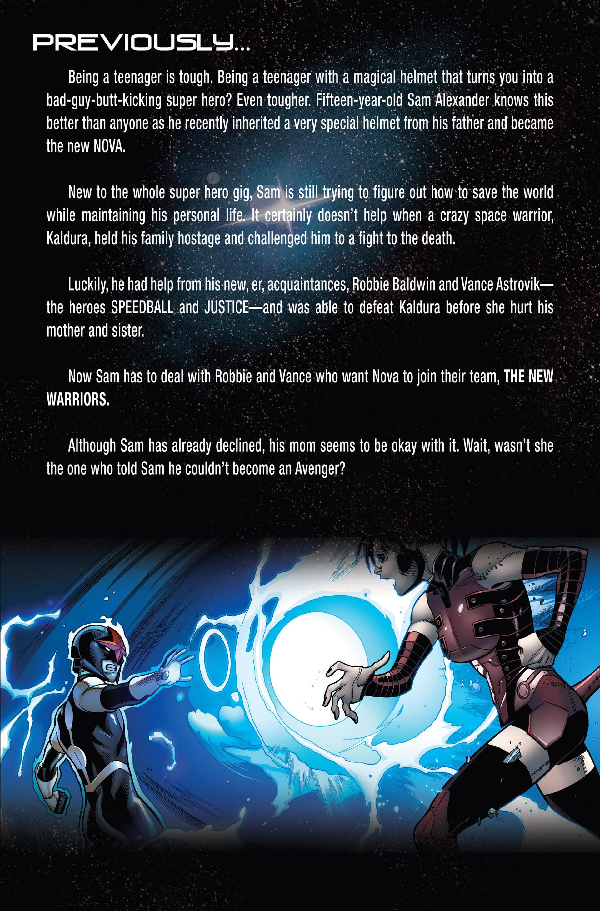 Nova (2013) - Chapter  10 | pic 3
