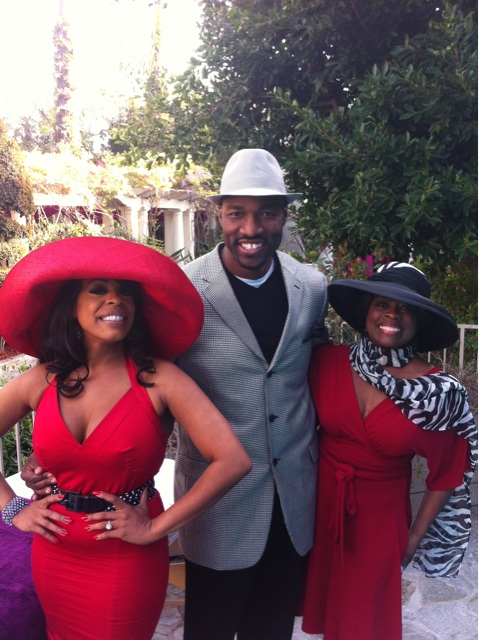 niecy nash jay tucker. Niecy Nash, fiance#39; Jay Tucker