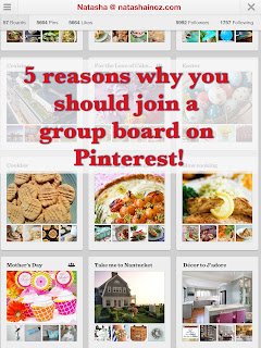 Group board on Pinterest #Mothersday