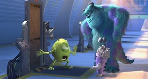 Octobersky Movie Moments Monsters Inc