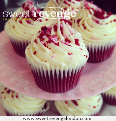 Cupcakes online at Sweet Revenge London