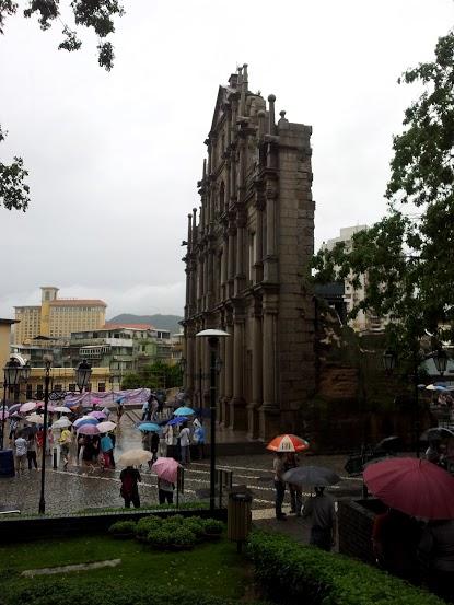 المعالم السياحية في مكاو
