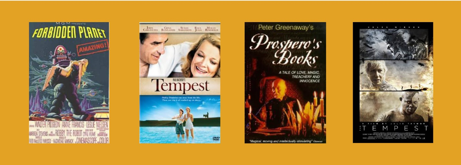 comparison of the tempest and forbidden A comparison of forbidden planet and william shakespeares the tempest the bbc an analysis of the many evil deeds in macbeth unveiled the identity of the 13th doctor and as with an essay on taiwanese development model.
