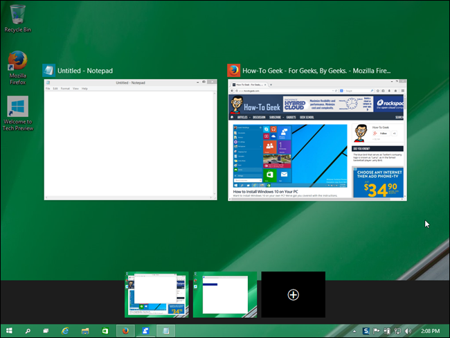 Using Virtual Desktops In Windows 10 5
