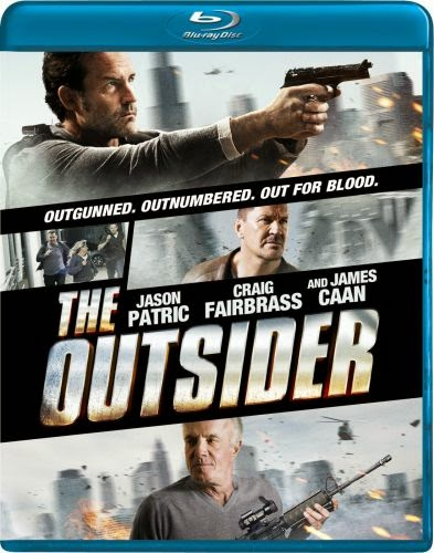 The Outsider 2014 720p BRRip 750mb YIFY