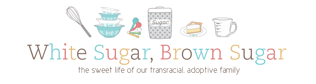 White Sugar,      Brown Sugar