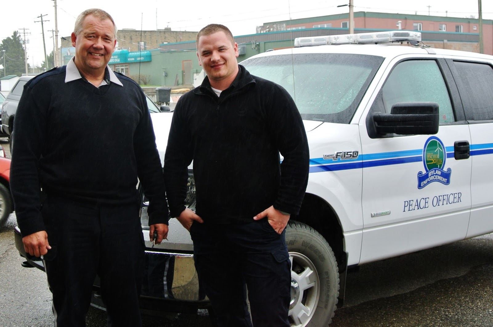 how to become a bylaw officer in alberta