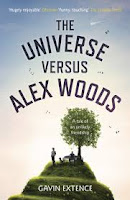 Book cover of The Universe Versus Alex Woods by Gavin Extence