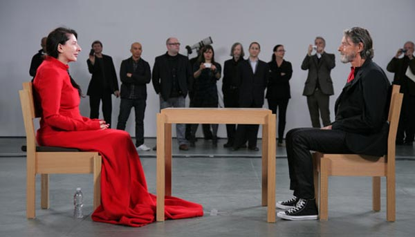 marina abramovic ulay the artist is present