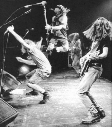 Grunge no muere pero quedamos pocos. Pearl-jam-live