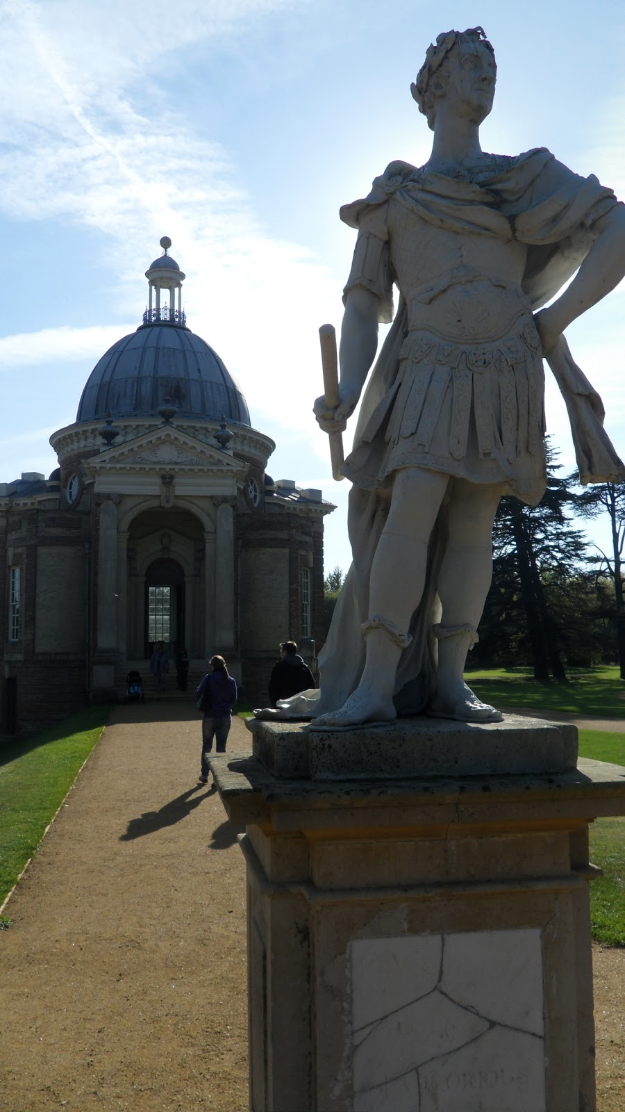 Can You Take Dogs Into Wrest Park