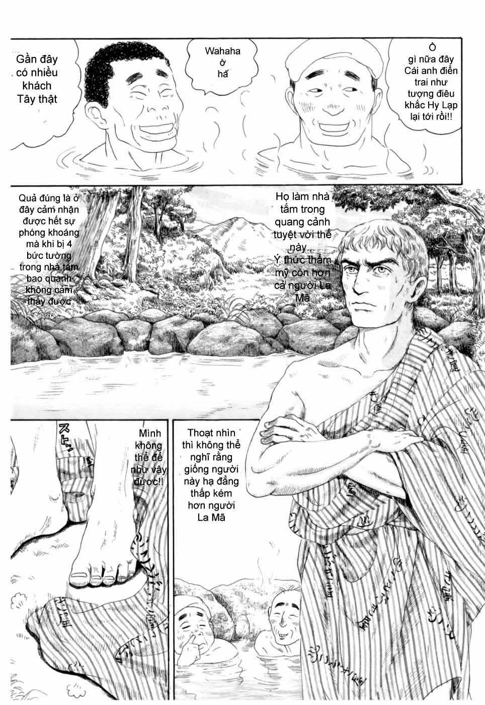 Thermae Romae chap 2 - Trang 22