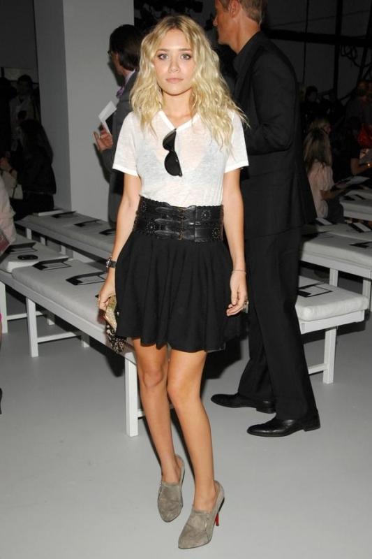 Mary Kate Olsen Skirt 19