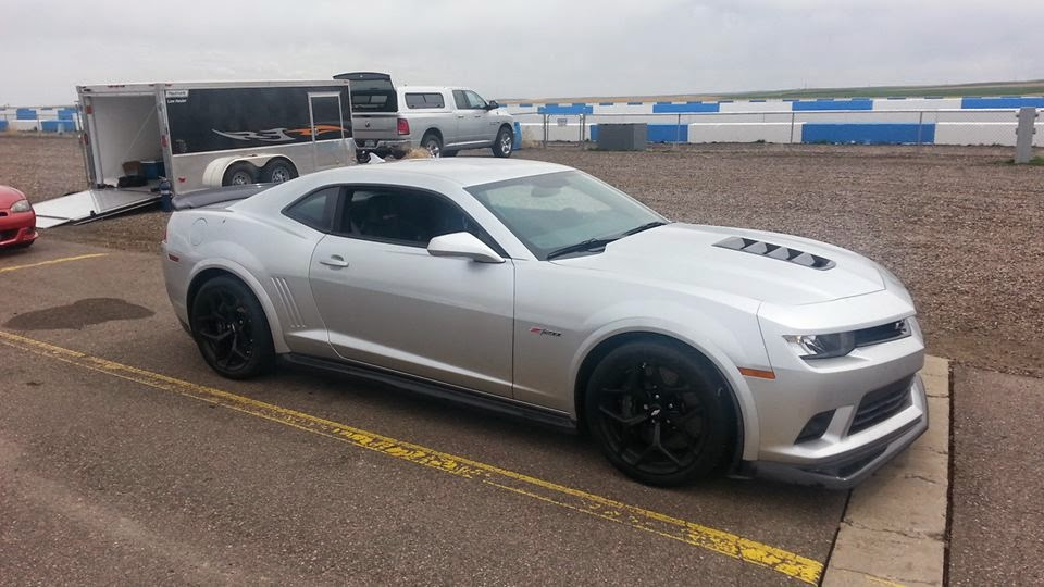 Emich Track Day April 2015