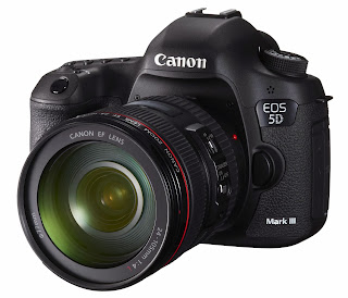 Review Harga Kamera Canon EOS 5D Mark III