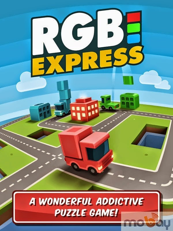 RGB Express - Mini Truck Puzzle Hack Cheats on iPhone non Jailbreak