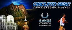 CRICUITO SESC 2014