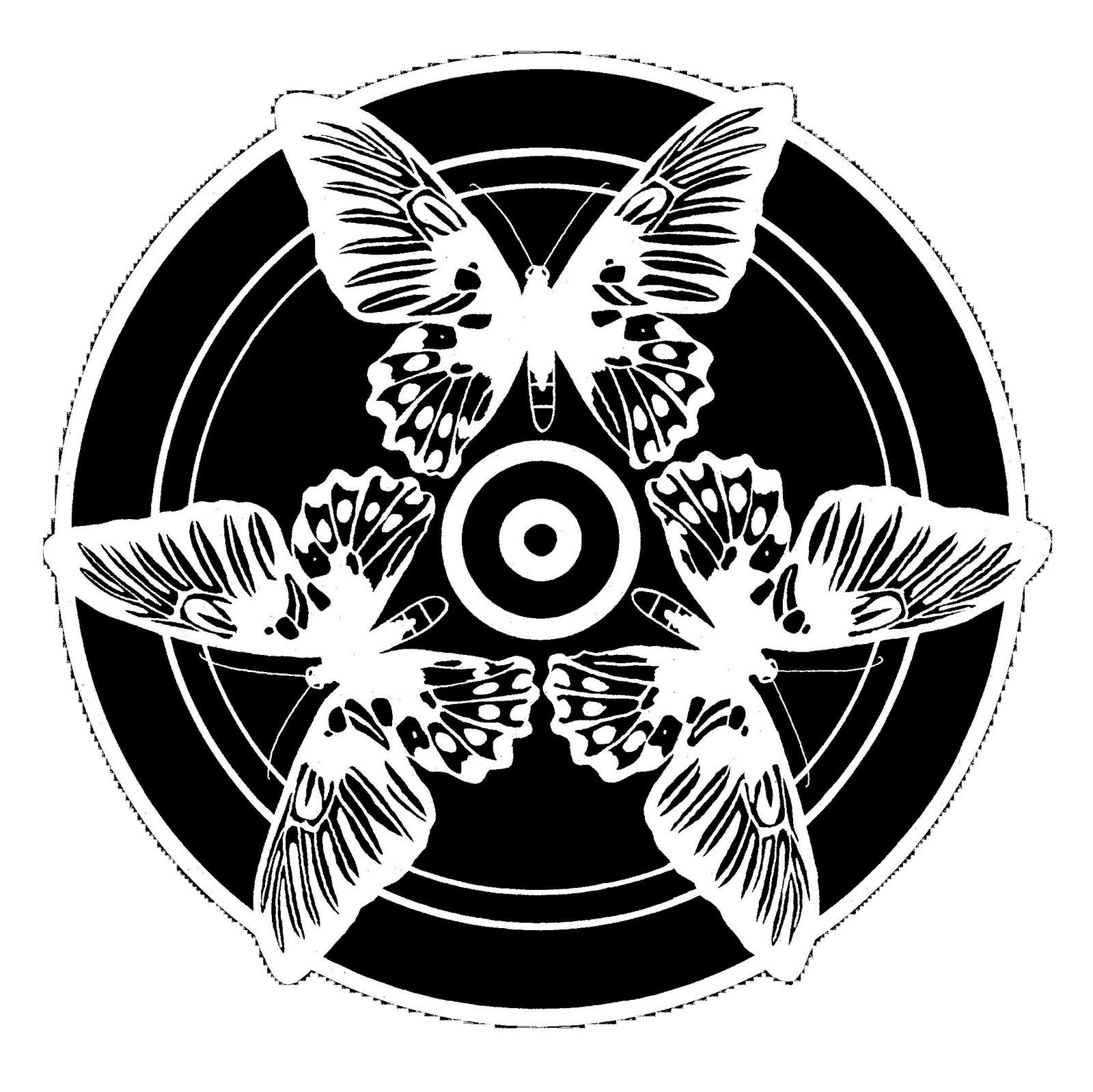 Mandalas Para Pintar: Mariposas de Indonesia II