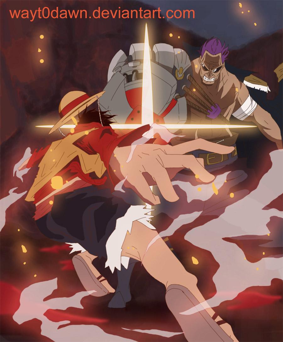 One Piece Chapter 705: Maynard Kẻ săn đuổi 023