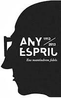 2013 Any Espriu