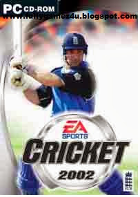 Download Free EA Cricket 2002 Game For PC