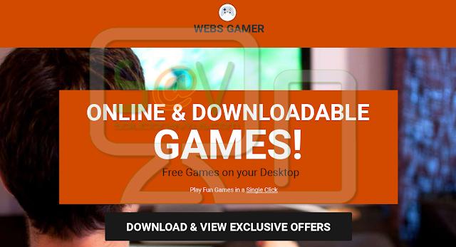 Webs Gamer