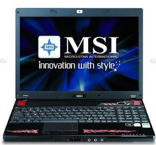 Harga Laptop MSI September 2013