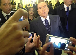 Silvio Berlusconi heading to the court