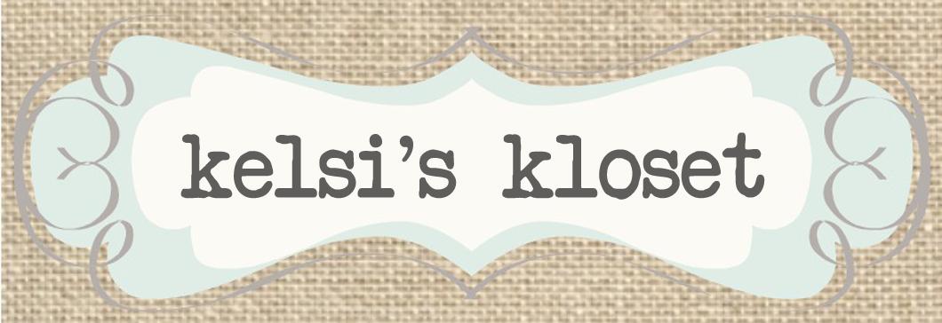 kelsi's kloset