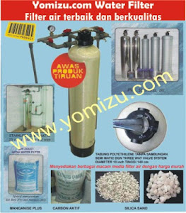 FILTER AIR BERKUALITAS