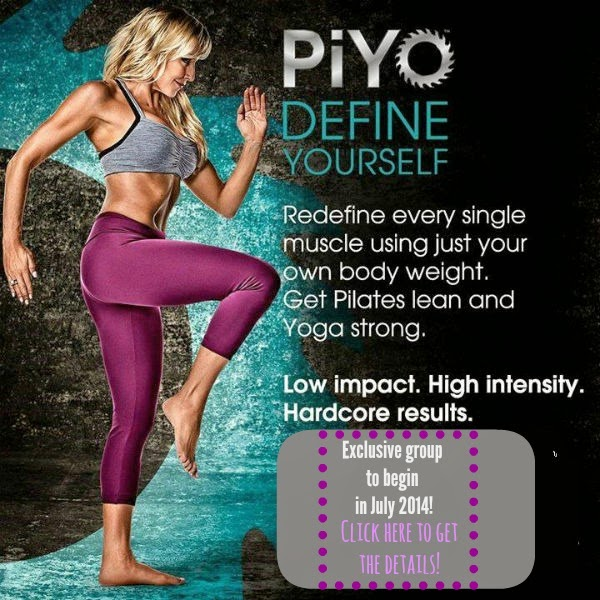 PiYo test Groups