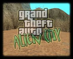 Download Game GTA Alien City