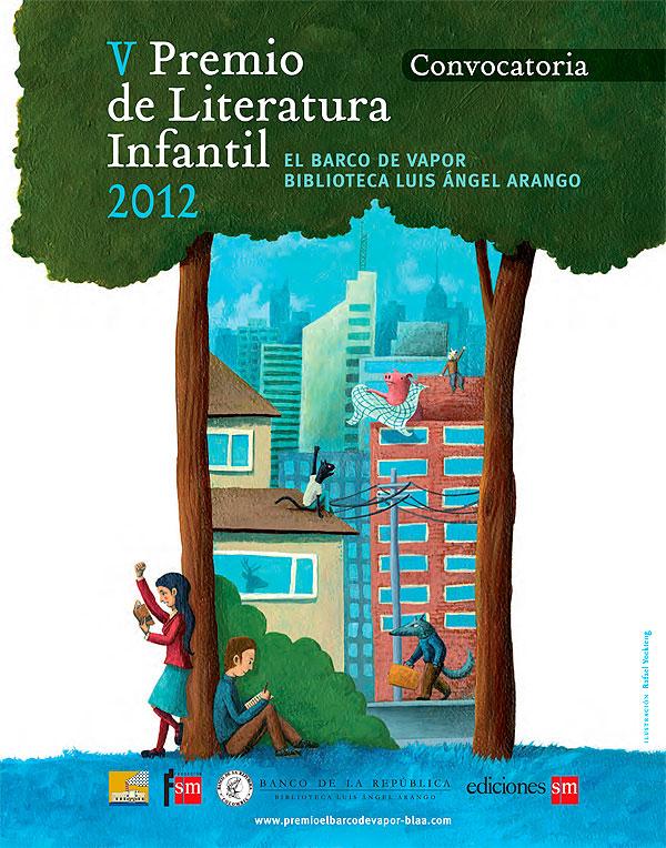 V Premio de Literatura Infantil El Barco de Vapor