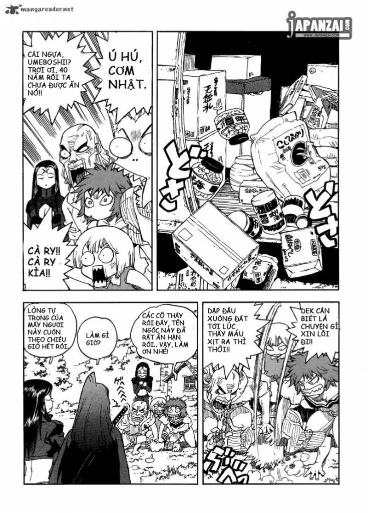 Aiki chap 81 - Trang 29