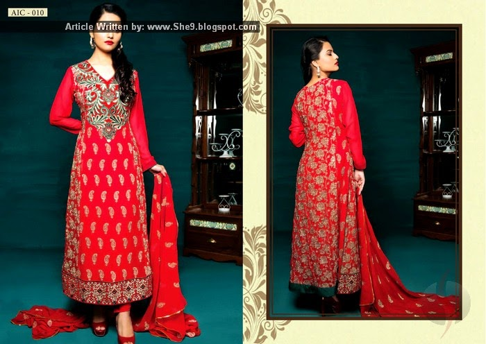 Amna Ismail Semi Stitched Collection