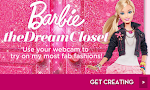 ENTRE NO THE DREAMS CLOSET DA BARBIE!