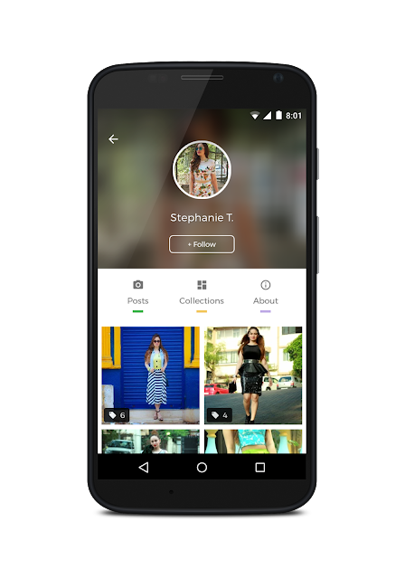 Wooplr App, Stephanie Timmins on Wooplr