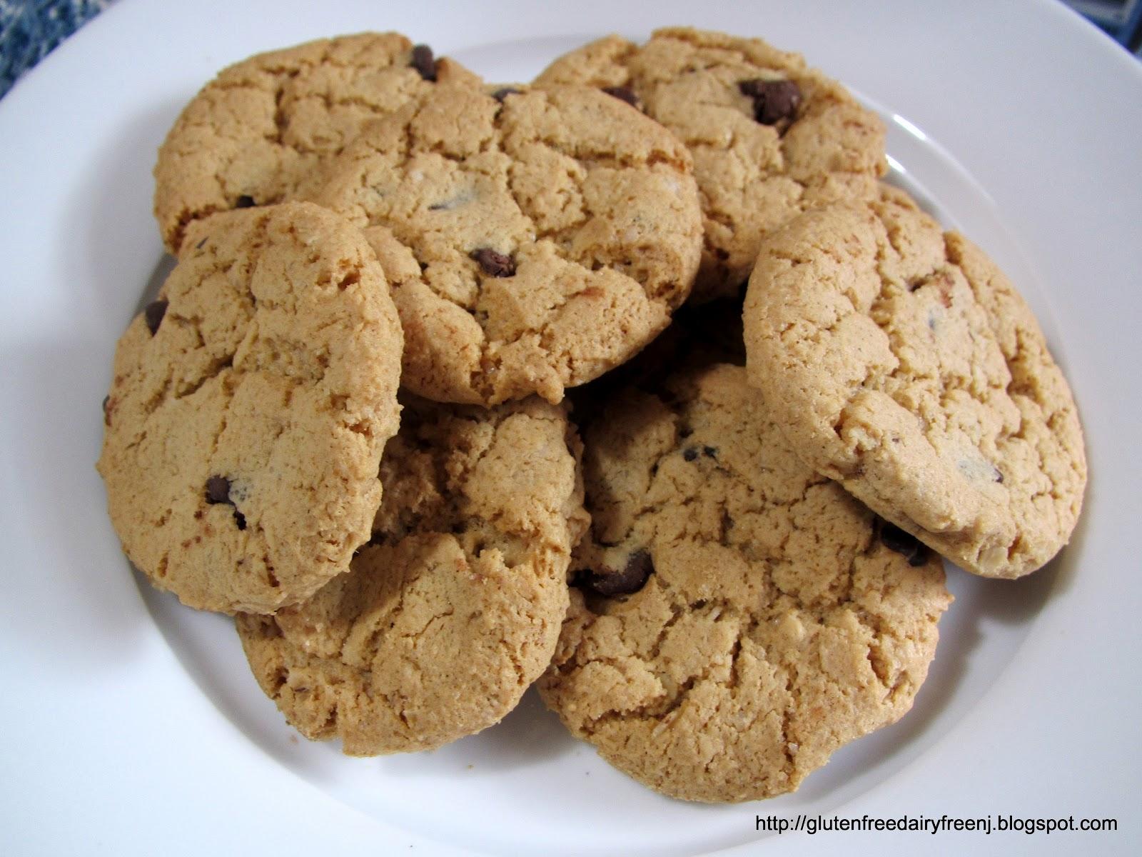 Gluten-Free Chocolate Chip Cookies Recipes — Dishmaps