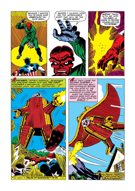 Captain America (1968) Issue #148 #62 - English 5