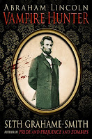 Book cover of Abraham Lincoln: Vampire Hunter by Seth Grahame-Smith