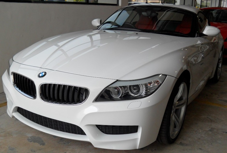 bmw z4 23i sdrive m sport encarta motorsports. Black Bedroom Furniture Sets. Home Design Ideas
