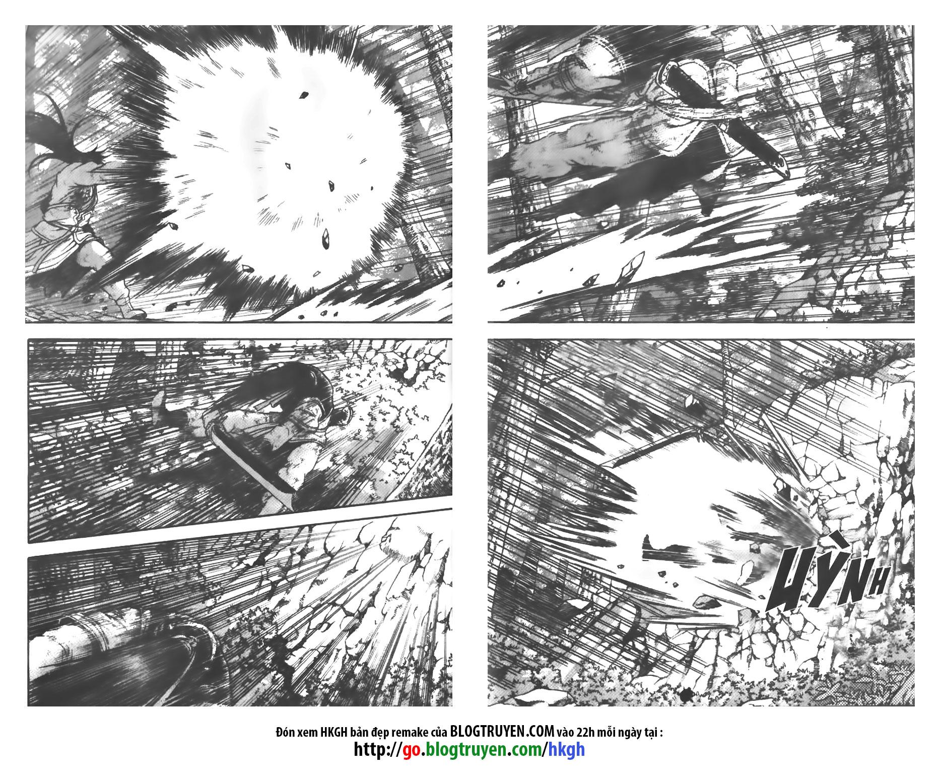 Hiệp Khách Giang Hồ trang 17