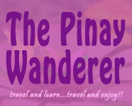 the pinay wanderer