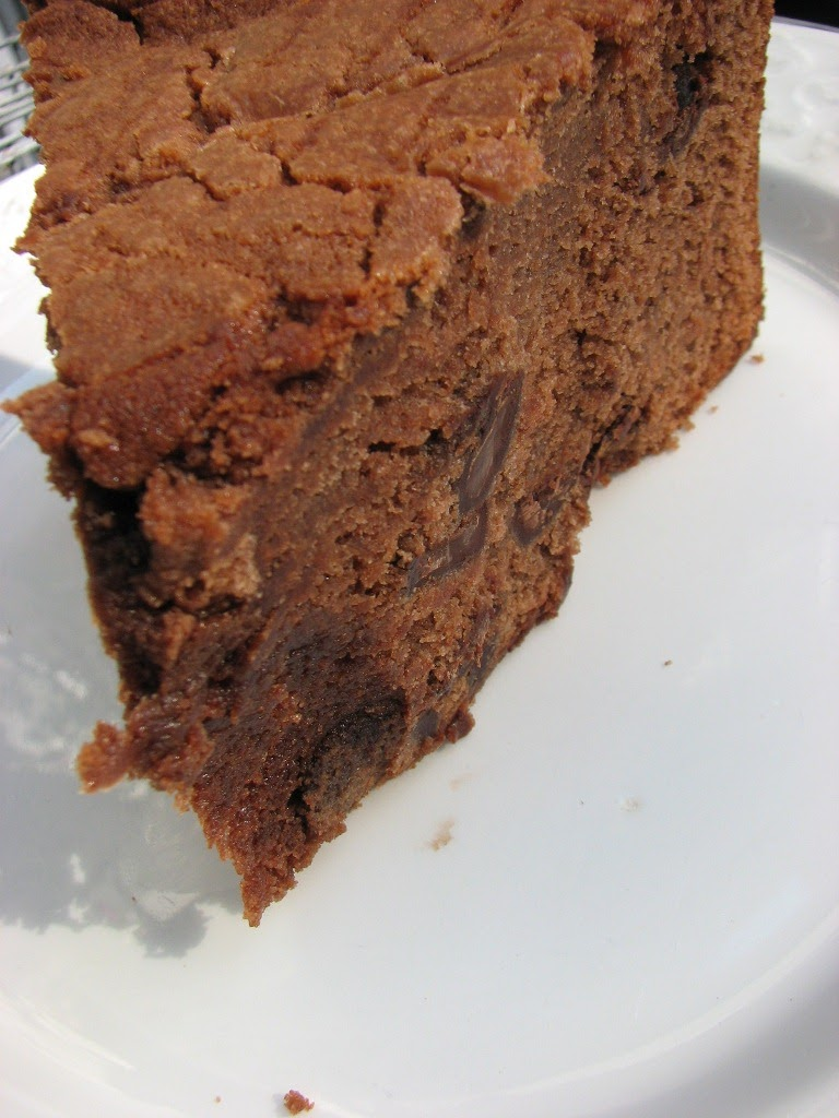 Heidi Bakes Trisha Yearwood S Chocolate Poundcake