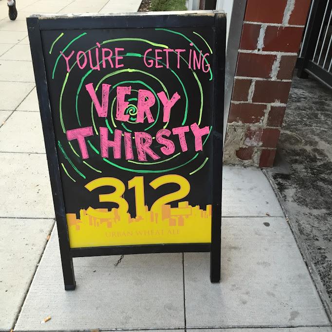 August Instagrams: Bar trivia night